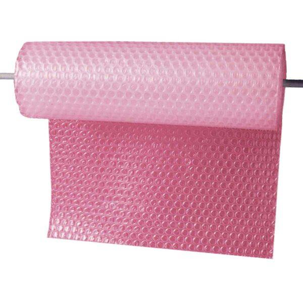 גליל ניילון בועות אנטי סטטי דו שכבתי רוחב 60 ס״מ אורך 75 מטר