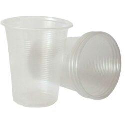 כוסות פלסטיק למים 180 מ״ל - 3000 כוסות