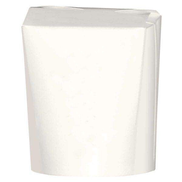 מארז צ׳יינה פאק לבן 500 מ״ל J1 - 16oz - קרטון 500 מארזים