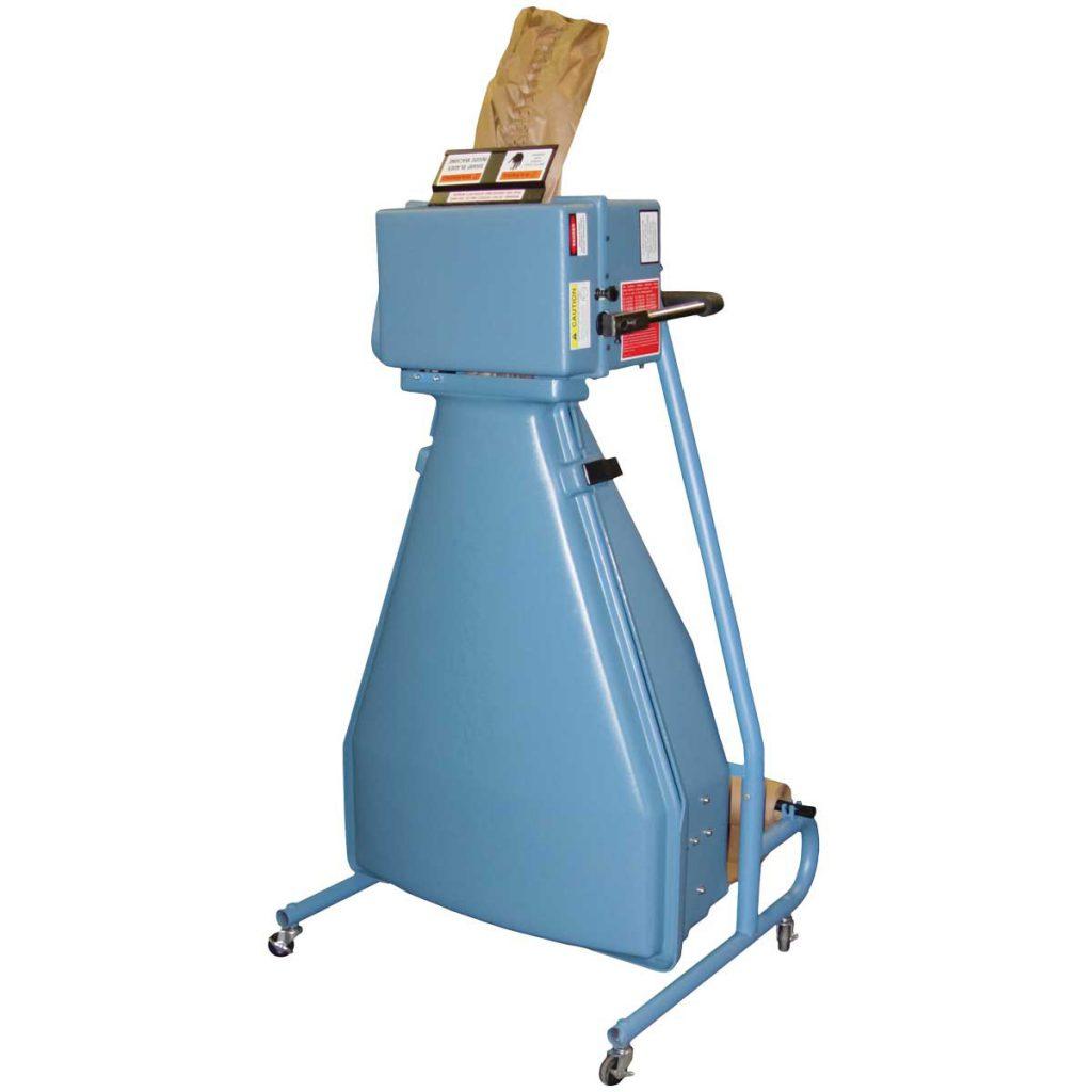 PadPak JR - מכונה לייצור נייר מקומט לריפוד ומילוי חללים באריזה