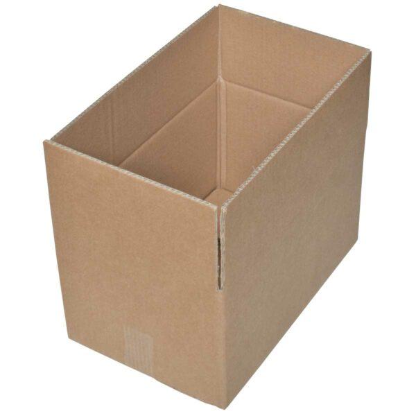 קופסאות קרטון דו גלי 400X250X200 מ״מ