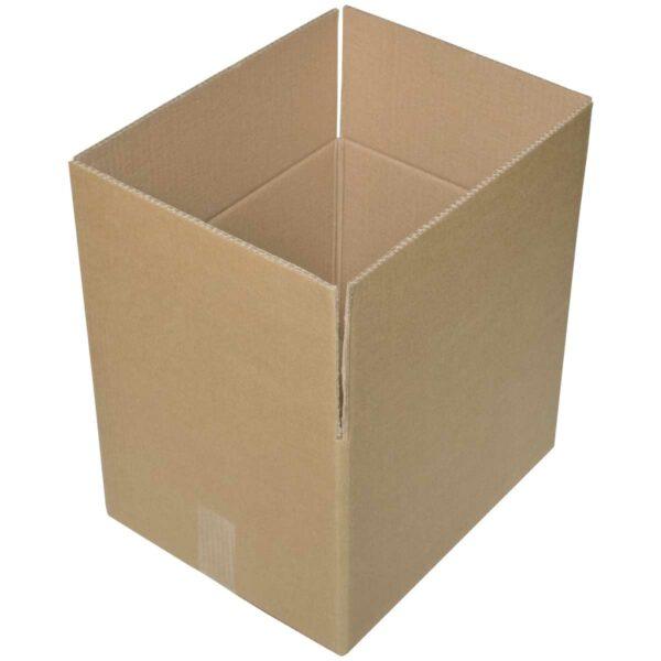 קופסאות קרטון דו גלי 380X300X260 מ״מ