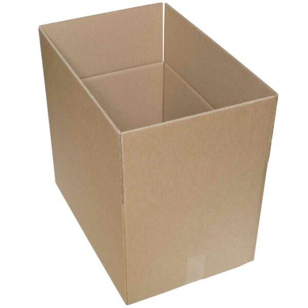 קופסאות קרטון דו גלי 520X340X300 מ״מ