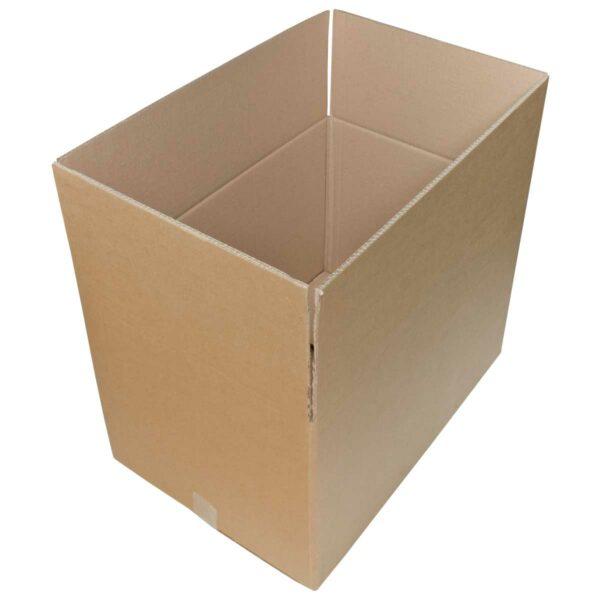 קופסאות קרטון דו גלי 600X400X350 מ״מ