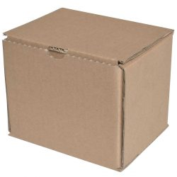 קופסאות קרטון חום ממבלט 150X130X130 מ״מ