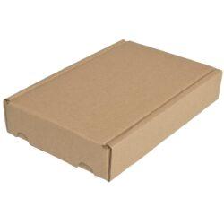 קופסאות קרטון חום ממבלט 160X265X48 מ״מ