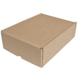 קופסאות קרטון חום ממבלט 365X253X107 מ״מ