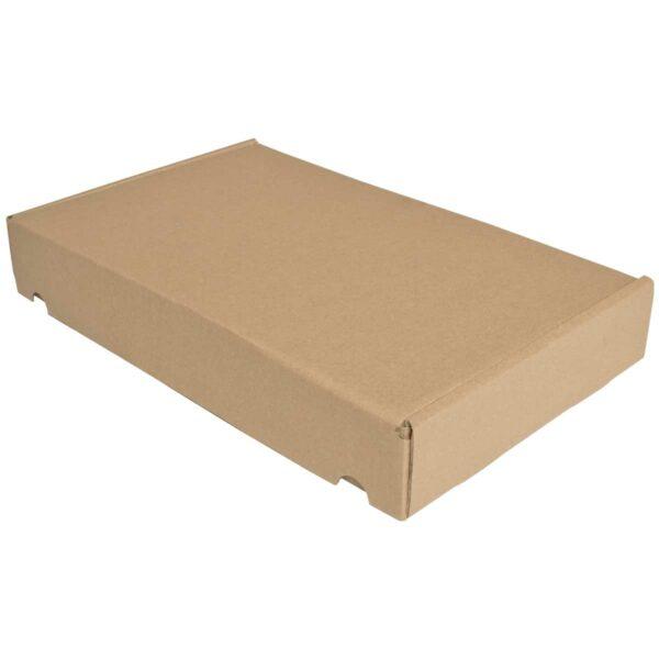 קופסאות קרטון חום ממבלט 392X252X59 מ״מ