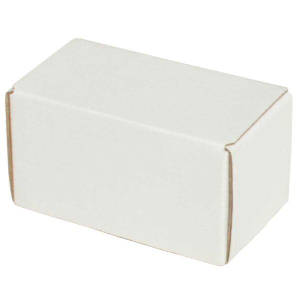 קופסאות קרטון לבן ממבלט 103X57X55 מ״מ