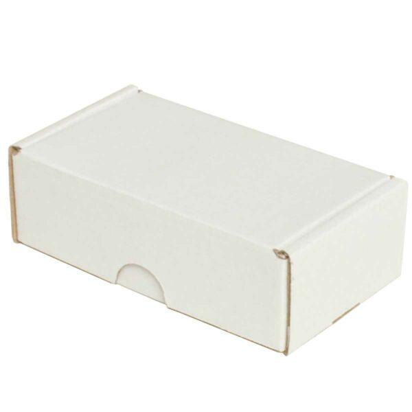 קופסאות קרטון לבן ממבלט 120X70X40 מ״מ