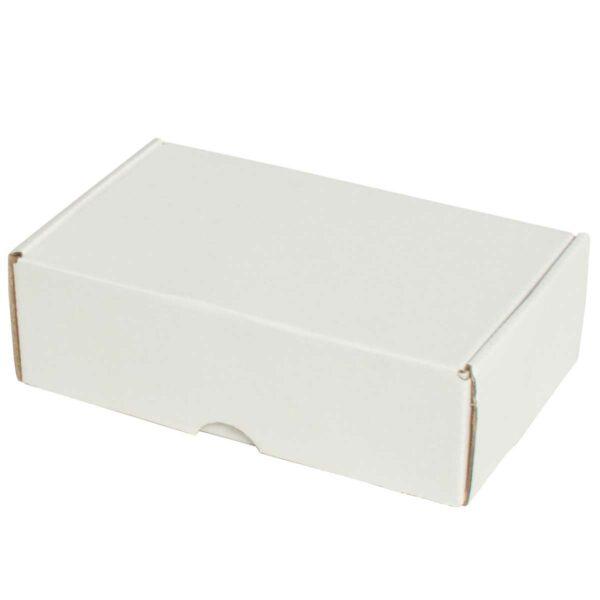 קופסאות קרטון לבן ממבלט 170X100X55 מ״מ