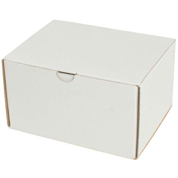 קופסאות קרטון לבן ממבלט 145X174X103 מ״מ
