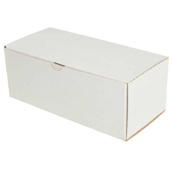 קופסאות קרטון לבן ממבלט 280X135X110 מ״מ