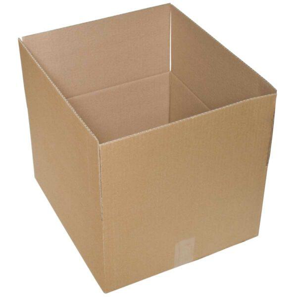 קופסאות קרטון חד גלי 430X380X200 מ״מ