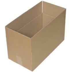 קופסאות קרטון חד גלי 440X220X175 מ״מ