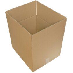קופסאות קרטון חד גלי 450X380X310 מ״מ