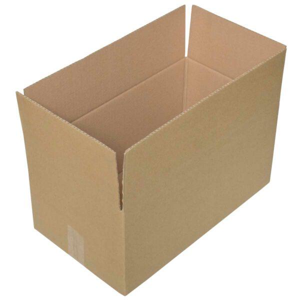 קופסאות קרטון חד גלי 484X270X217 מ״מ
