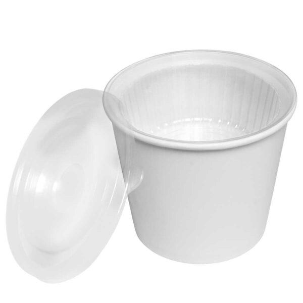 מארזי Combi Cup להפרדת הרוטב מהמנה - קרטון 500 מארזים