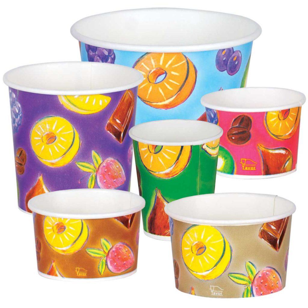 כוסות גלידה - תבור