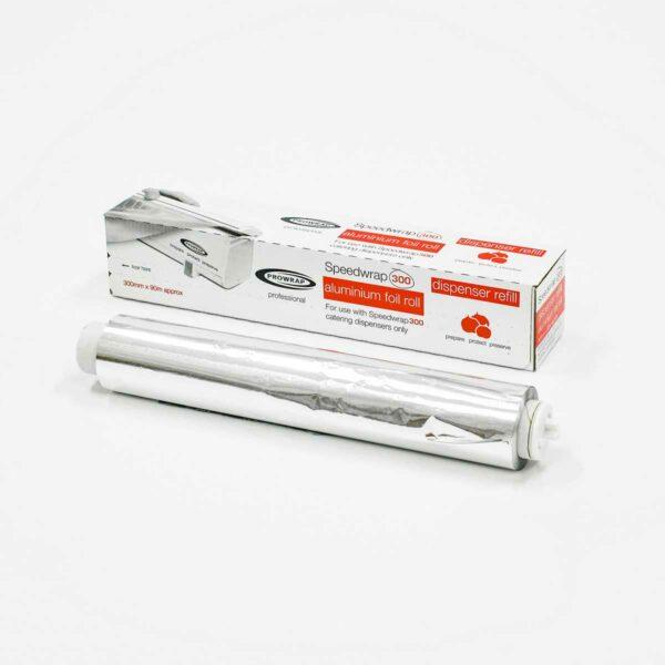 רדיד אלומיניום Speedwrap 300 - גליל מילוי למכשיר עטיפה מקצועי