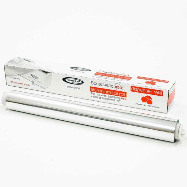 ניילון נצמד Speedwrap 450 - גליל מילוי למכשיר עטיפה מקצועי