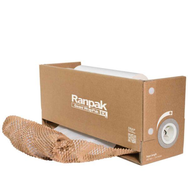 דיספנסר לאריזה בנייר Ranpak Geami WrapPak Ex-Mini