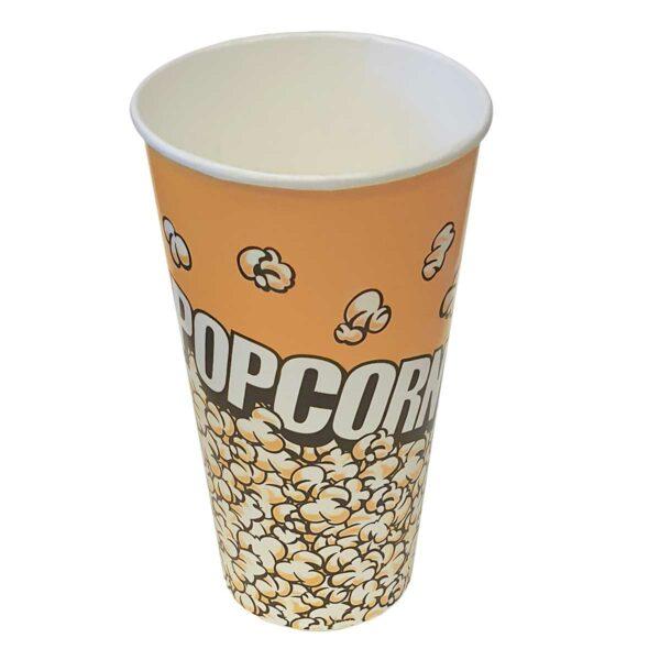 כוסות פופקורן 1 ליטר H1
