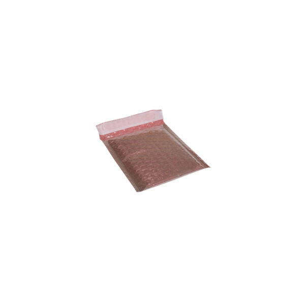 שקית שילדינג בועות אנטי סטטי ופס הדבקה 10X15+3.5 ס״מ