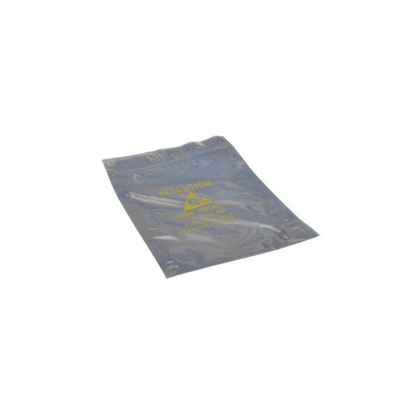 שקית שילדינג אנטי סטטי עם פס סגירה 15X20 ס״מ